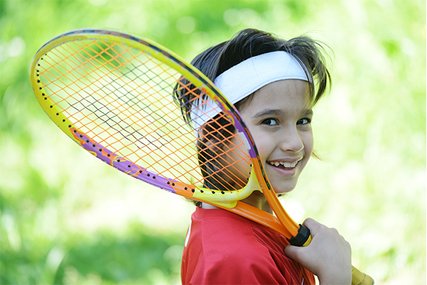 childrens tennis lessons